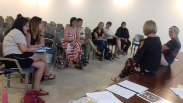 Formación Antirumores para ciudadanía en Oyón, 18 de junio del 2019